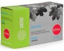 Тонер Картридж Cactus CS-C711C голубой для Canon LBP5300 (6000стр.)