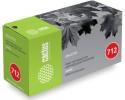 Тонер Картридж Cactus CS-C712S черный для Canon LBP-3010/3020 (1500стр.)