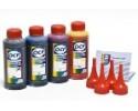 Комплект чернил ОСР для CAN 445/446 принтеров MG 2540/2440; IP (BKP44,C/M/Y136), 100 g x4