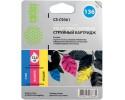 Картридж струйный Cactus CS-C9361 №136 многоцветный для HP DJ 5443/D4163/DJ 6313/PS 2573/C3183/C4183