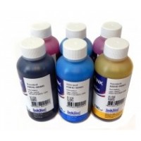 Чернила InkTec - Набор 6 цветов E0005 по 100мл