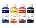Комплект чернил Ink-mate EIM 200 4 цвета,  100 ml (для Epson Stylus L100/L200)