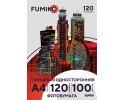 Фотобумага FUMIKO глянцевая односторонняя 120г/А4/100л