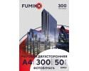 Фотобумага FUMIKO матовая двухсторонняя 300г/А4/50л