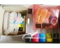 Система непрерывной подачи чернил HP 178, 5 картриджей, Photosmart 7510/B109a/B209a/C310b/C410c, HP Photosmart C309g/C309c/C309n, HP Photosmart Premium Fax C309a с чипами IST