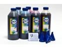 Комплект чернил OCP (BK 140 (340), C/M/Y 140, ML/CL 141) для картриджей EPS Clar, 1000 gr x 6