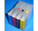 набор перезаправляемых картриджей LC-37/970 for Brother DCP-130C/ 150C/ 350C/ 750CN, MFC-230C/ 440CN/ 660CN/ 850CDN/ 850CDWN