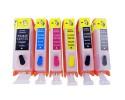 Набор перезаправляемых картриджей  Epson R2880 (T0961-0967, 0969)