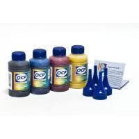Комплект чернил OCP (BKP/CP 115, MP 102 (103 edition), YP 102) для картриджей EPS Dura, 100 gr x 4