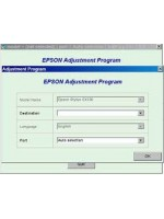 free download adjustment program for Epson L110, L210, L300, L350, L355